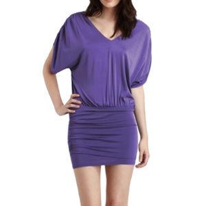 Casual High Stetch Blousy Jersey Dress